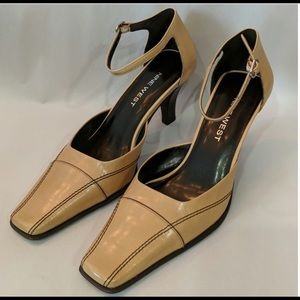NINE WEST heels Sz.6